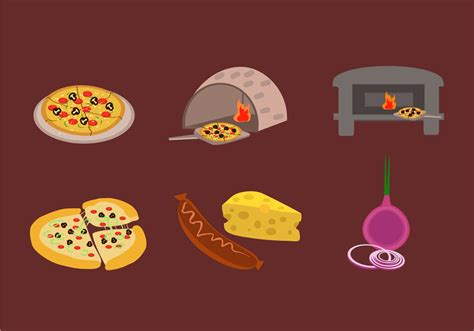 making pizza vector   vectors clipart