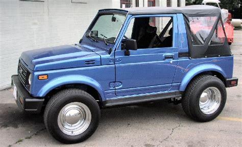 how to fix cars 1989 suzuki sj regenerative braking suzuki jimni samurai dan caribian sj413 171 rodagila com