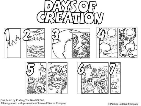 best 25 days of creation ideas on pinterest