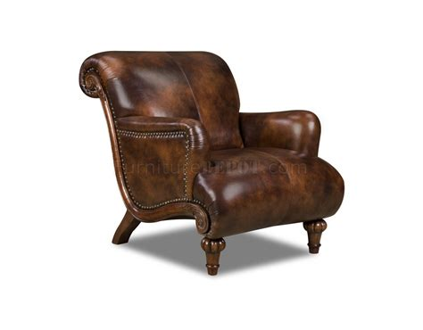 cognac leather chair and ottoman cognac brown top grain leather traditional chair ottoman