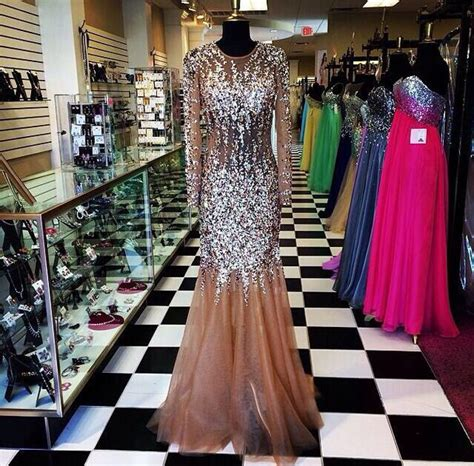 dress brown dress silver sequin dress mermaid prom