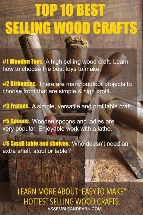 discover easy    highest selling small wood