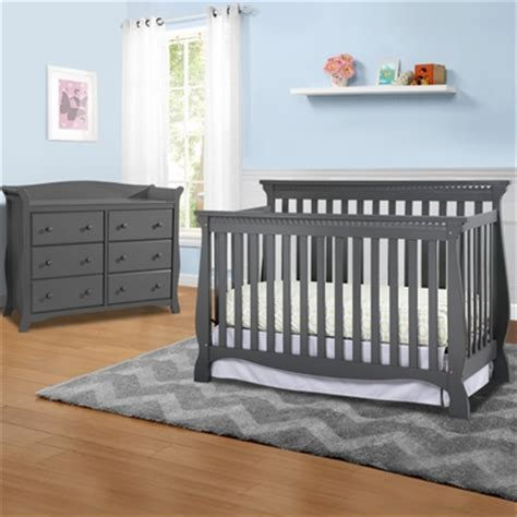 storkcraft avalon 6 drawer dresser gray storkcraft venetian 2 piece nursery set convertible crib