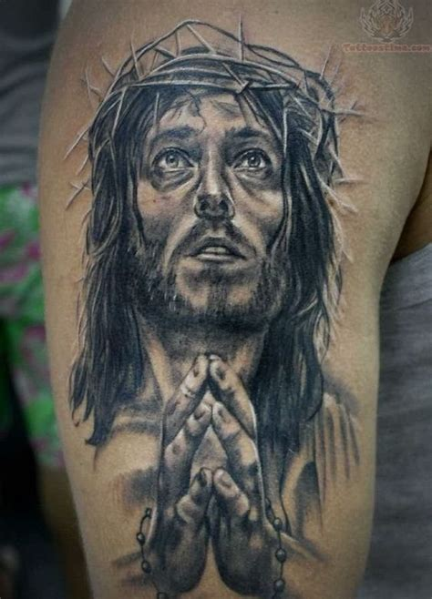 Imagenes De Tattoo De Jesus | tatuajes de cristo ideas originales para tu tattoo de cristo