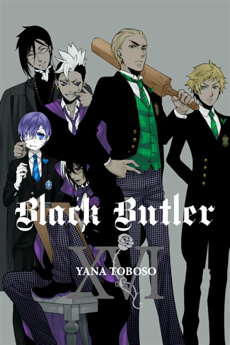 black butler vol 25 frances clayton