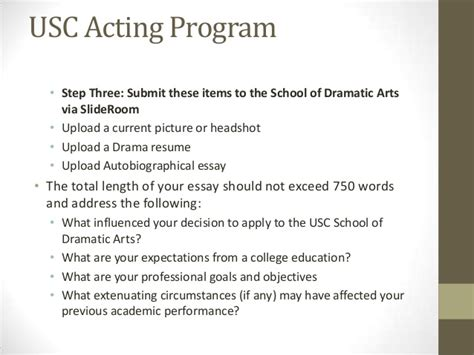 Usc Supplemental Essay 2014 by Admit Me Why College Application Essays And Artistic Statements Matt