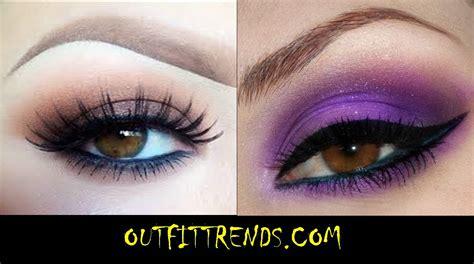 Makeup Brown cool eye makeup for mugeek vidalondon