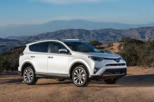 Toyota Rav4 Sport 2017 Toyota Rav4 Reviews And Rating Motor Trend