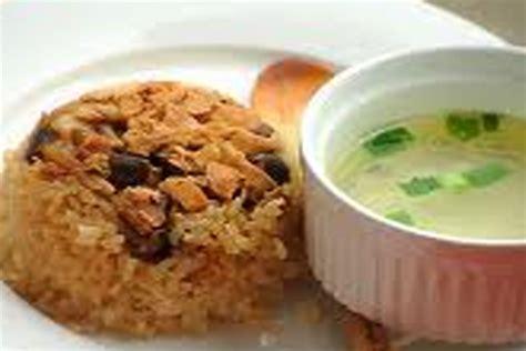 resep membuat nasi tim ayam resep nasi tim isi ayam resep masakan nusantara lengkap