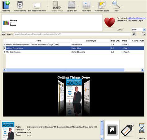 Ebook Hacker 2 calibre manages your e book collection lifehacker australia