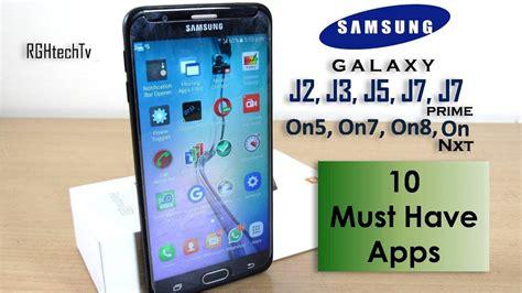Must Baterai Samsung J7 Prime On7 2016 5 5 Inchi Batre Original 10 must apps for samsung galaxy j7 2016 j7 prime j2