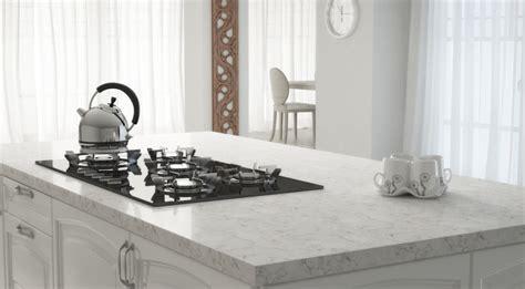 top cucina quarzo bianco top per cucine in quarzo