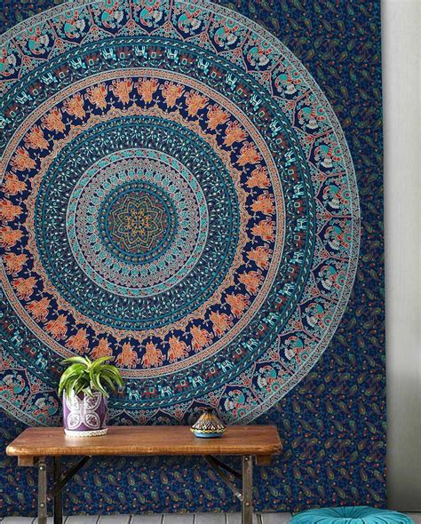 all that jazz wall tapestries and tapestries on pinterest large blue birds bohemian mandala wall tapestry wall