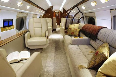 private jet interiors luxury living best private jet interior designs