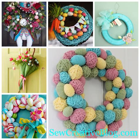 easter door decorations weekly inspiration easter wreaths door decorations