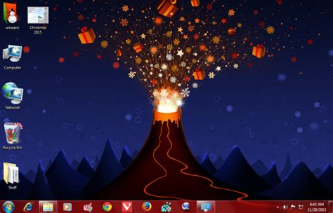 themes for windows 7 new year 2015 christmas 2015 theme for windows 10 windows 7 and windows 8