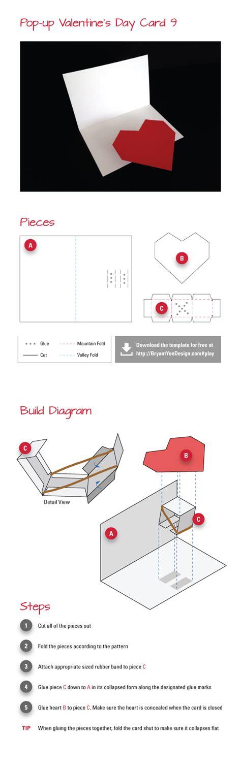 engineering valentines cards paper engineering