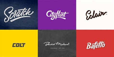 design inspiration type onejdesigns 25 type based logos for inspiration