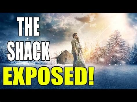 controversial film the shack which depicts god as woman for release next year quot the shack quot exposed christians beware youtube