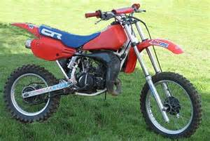 honda cr80r specs submited images