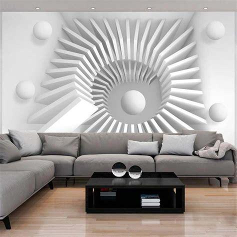 indogate papier peint noir et blanc chambre