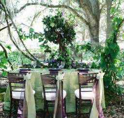 romantic woodland wedding ideas happywedd com