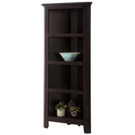 Threshold Carson Corner Bookcase For The Home Carson Corner Bookcase