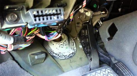 chevy blend door actuator replacement part  youtube