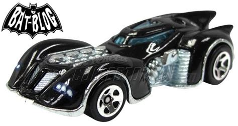 Batman 7 Of 8 Wheels Arkham Asylum Batmobile bat batman toys and collectibles new 2011