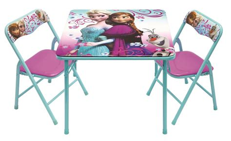 toddler table with attached chairs table set activity furniture chairs play and disney