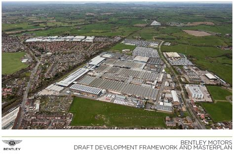 bentley crewe place north west bentley sets out crewe cus ambitions