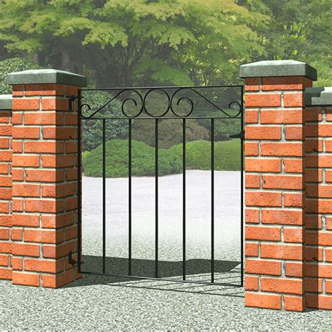metal backyard gates grange ironbridge small gate narrow