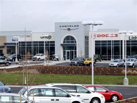 Chrysler Dodge Jeep Ram Dealership Lithia Chrysler Jeep Dodge Ram Of Medford Car Dealership