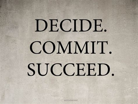 Commit To Commitment by Commit To You