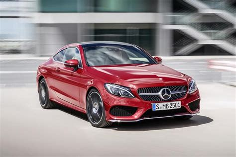 cars mercedes 2017 2017 mercedes c300 coupe car review autotrader