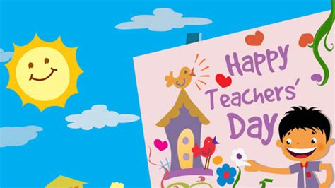 how to make greeting cards for teachers day happy teachers day greeting cards to impress teachers
