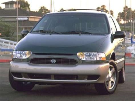 nissan mini 2000 used nissan quest minivan buyer s guide autobytel com
