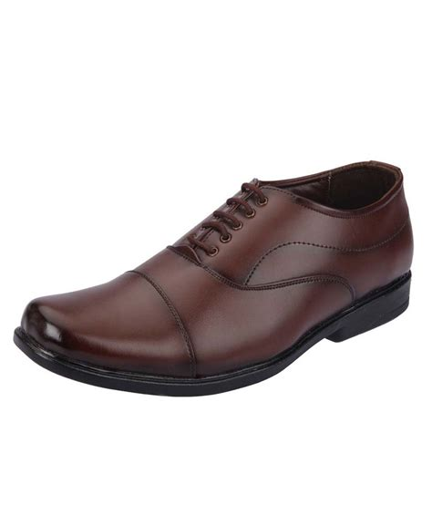 brown formal shoes for price in india buy
