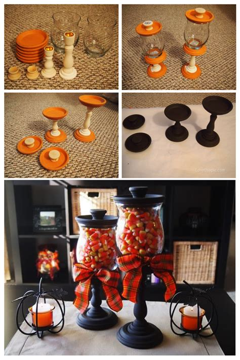 diy halloween home decor diy candy jars pictures photos and images for facebook