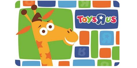Toys R Us Email Gift Card - save up to 20 on gift cards w email delivery from toys r us kohl s jcpenney