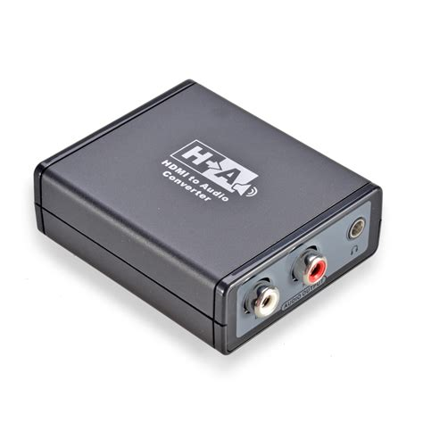 converter video to audio hdmi audio decoder converter digital audio hdmi to analog