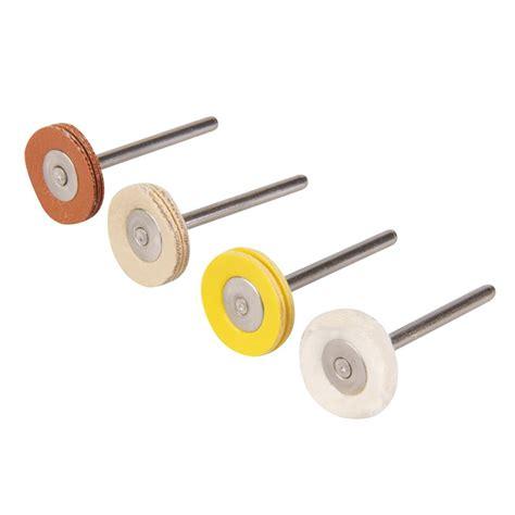 discos para pulir discos para pulir 20 mm 4 pzas bricoshop