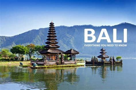 Tiket Pesawat Promo Bali indonesia sasar tarik 7 juta pelancong ke bali mynewshub