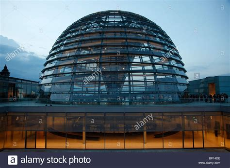 dome cupola germany berlin reichstag glass dome cupola norman