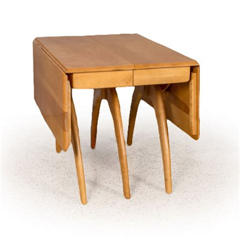 Heywood Wakefield Butterfly Drop Leaf Dining Table M197g