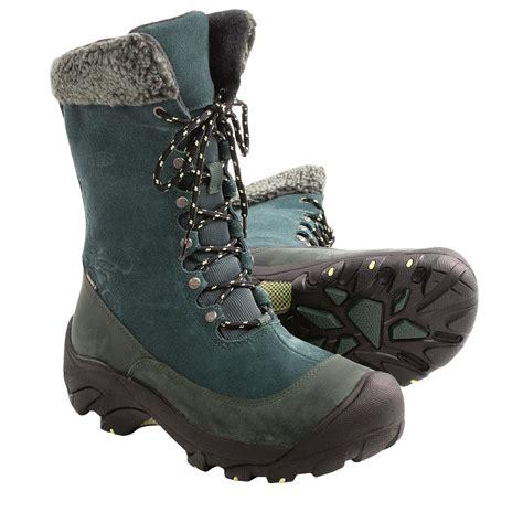 keen winter boots keen hoodoo ii snow boots waterproof insulated for