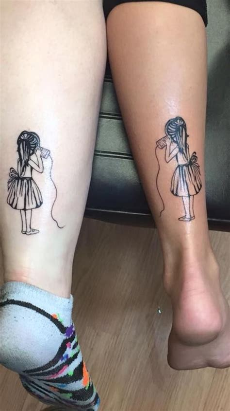 tattoo girl easy best friend tattoos 110 super cute designs for bffs