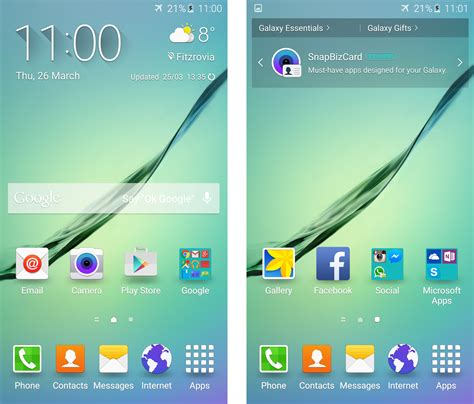 samsung galaxy s6 edge vs htc one m9 which is best
