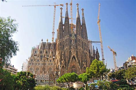 Sagrada Familia Antoni Gaudí Basilica 2026 Completion