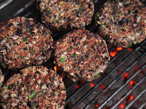 Backyard Burger Menu 2 Awesome Homemade Vegetarian Burgers Even A Carnivore